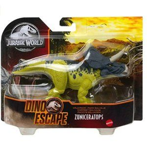 Jurassic World Wild Pack Zuniceratops - NEW!